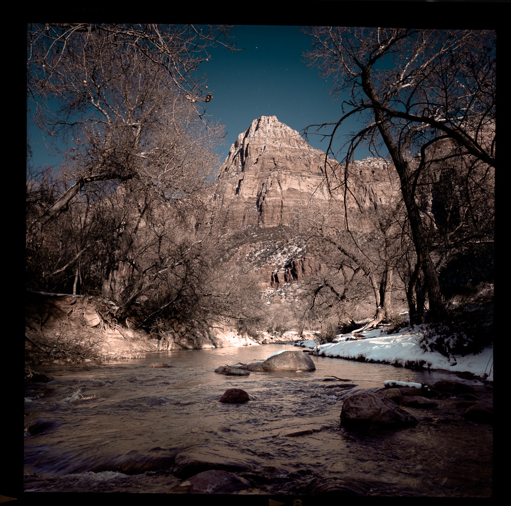 photo of ZION utah by tyler cuddy