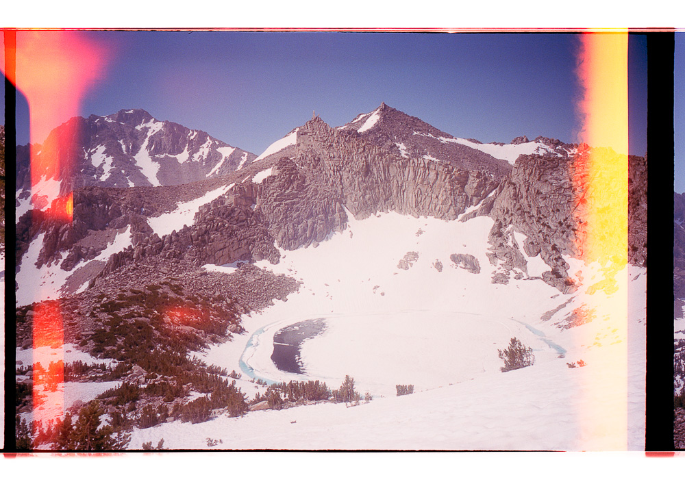 photo of KEARSARGE PASS ca by tyler cuddy