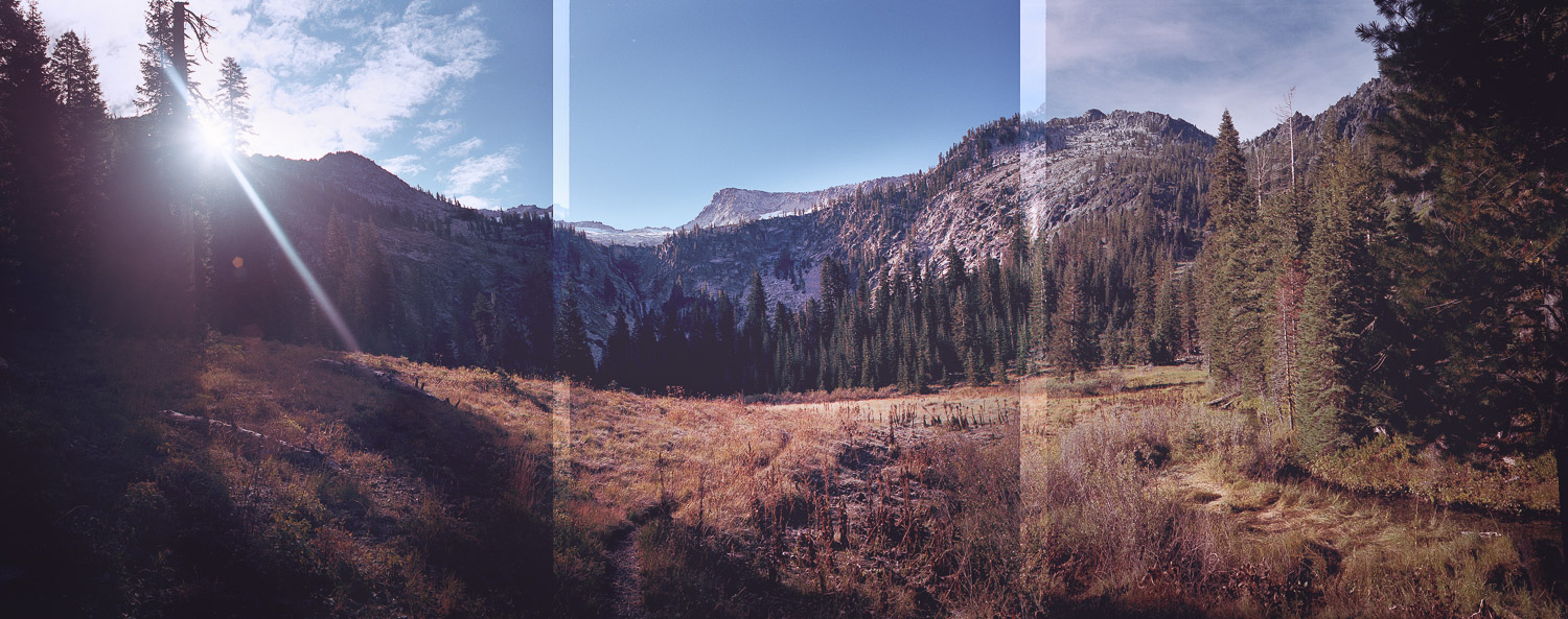 photo of TRINITY ALPS by tyler cuddy